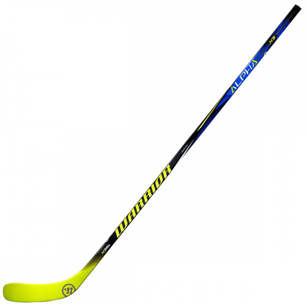 Hokejka Warrior ALPHA QX5 grip Junior