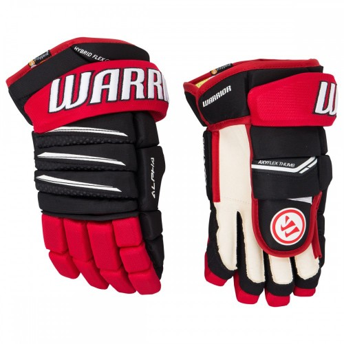 Rukavice Warrior Alpha QX PRO Senior