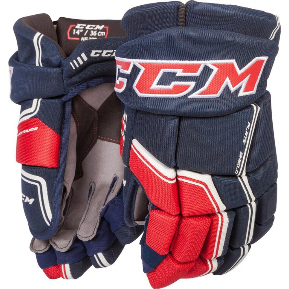 Rukavice CCM QuickLite 270 Senior