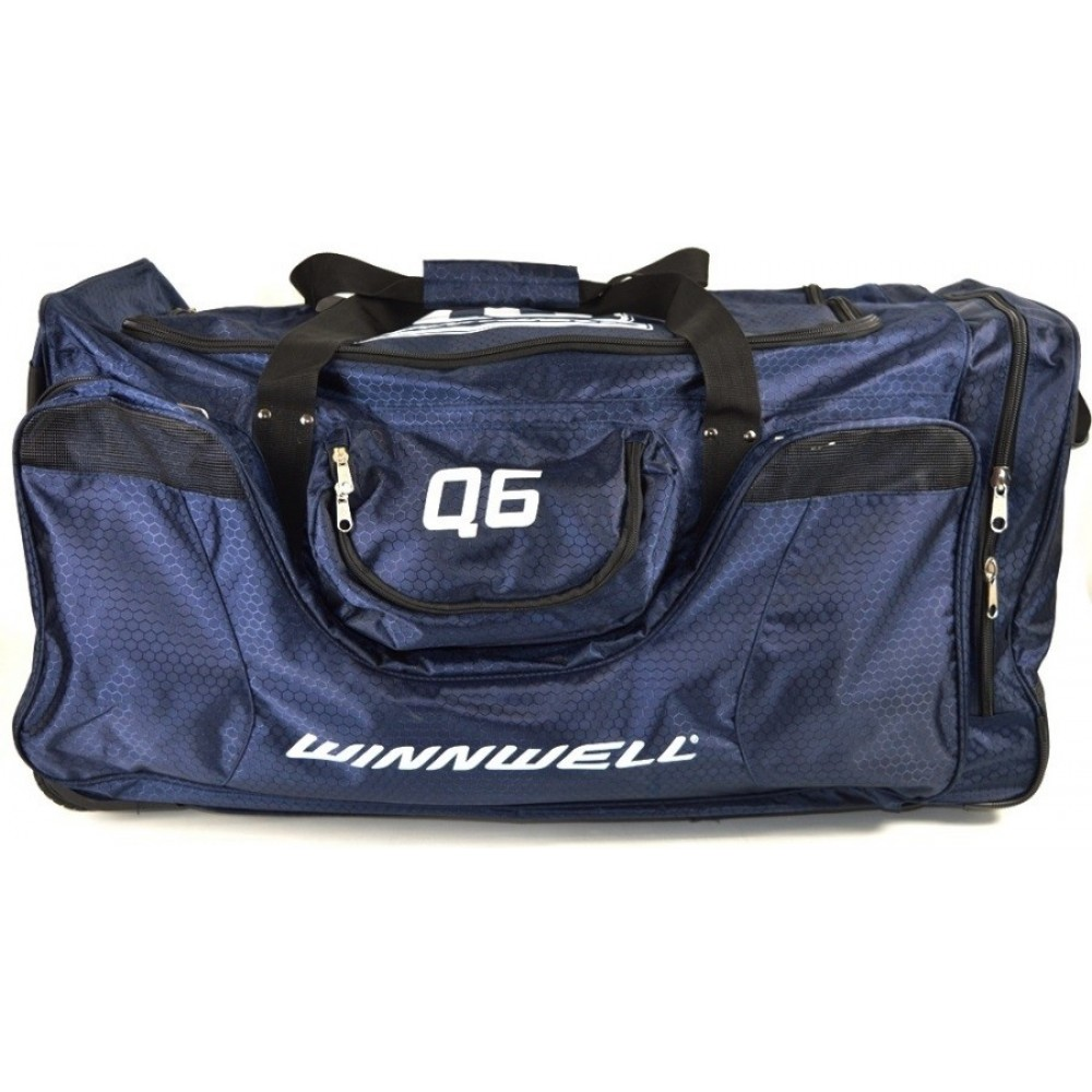 Taška WinnWell Q6 Wheel Bag Senior
