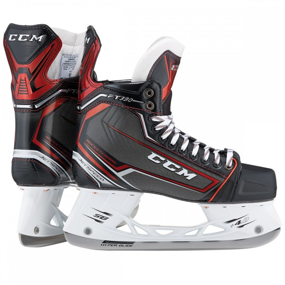 Brusle CCM JetSpeed Ft390 Junior