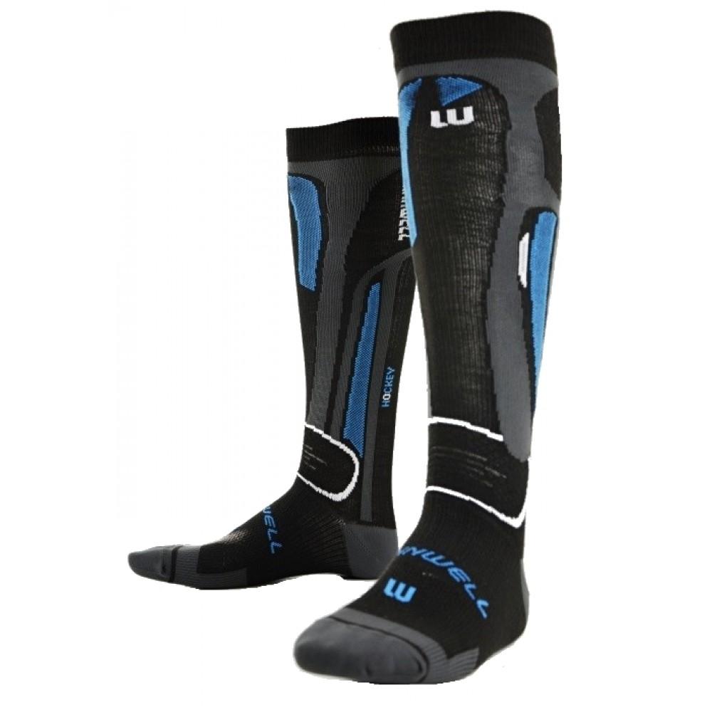 Ponožky WinnWell kompresní - podkolena