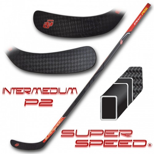 Hokejka STOON Super Speed P2 Intermedia